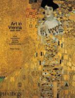 Art in Vienna, 1898-1918