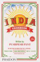 India, Cookbook
