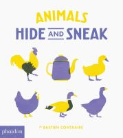 Animals - Hide and Sneak