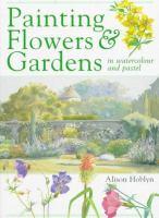 Painting Flowers & Gardens