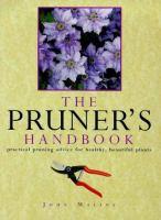 The Pruner's Handbook