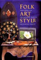 Folk Art Style