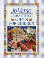 Cross Stitch Gifts For Children