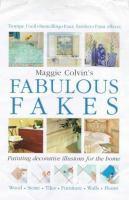 Maggie Colvin's Fabulous Fakes
