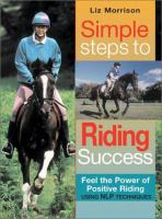 Simple Steps to Riding Success
