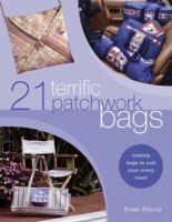21 Terrific Patchwork Bags