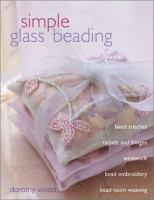 Simple Glass Beading