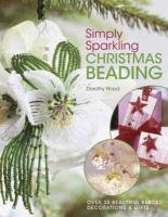 Simply Sparkling Christmas Beading