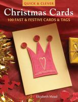 Quick & Clever Christmas Cards