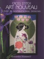 Cross Stitch Art Nouveau