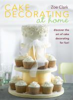 Cake Decorating at Home