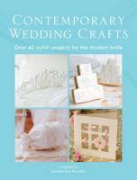 Contemporary Wedding Crafts