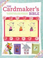 The Cardmaker's Bible