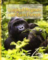 Tropical Regions and Rain Forests
