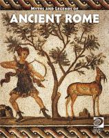 Myths and Legends of Ancient Rome