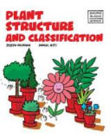 Plant Structure and Classification