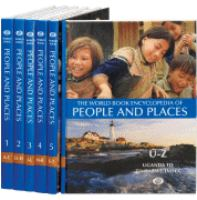 The World Book encyclopedia of people and places.