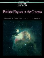 Particle Physics in the Cosmos