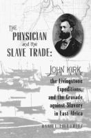 The Physician and the Slave Trade