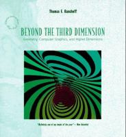 Beyond the Third Dimension