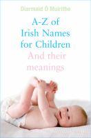 Irish Names for Children