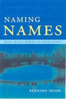 Naming Names
