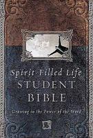 Spirit-filled Life Student Bible