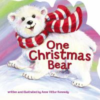 One Christmas Bear Book Cover