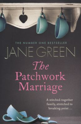 Cover image for The Patchwork Marriage