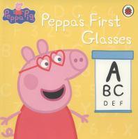 Peppa's First Glasses