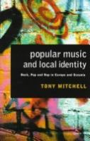 Popular Music and Local Identity
