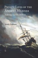 Private Lives of the Ancient Mariner
