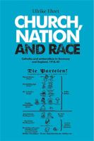 Church, Nation and Race