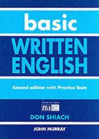 Basic Written English