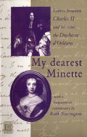 My Dearest Minette
