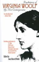 Recollections of Virginia Woolf