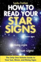 How to Read your Star Signs