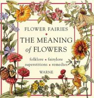 Flower Fairies, the Meaning of Flowers