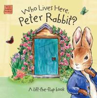 Who Lives Here, Peter Rabbit?