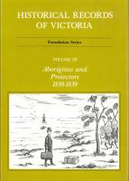 Historical Records of Victoria