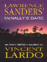Lawrence Sanders' McNally's Dare