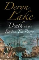 Death at the Boston Tea Party