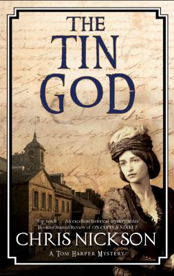 Cover image for The Tin God