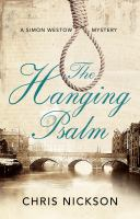 The hanging psalm : a Regency mystery set in Leeds