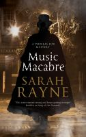 Music Macabre (Phineas Fox Mystery, 4)