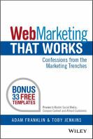 Web Marketing That Works