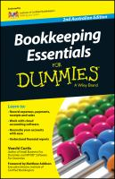 Bookkeeping Essentials for Dummies