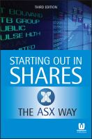 Starting Out in Shares