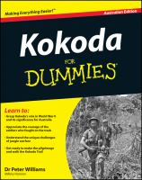 Kokoda for Dummies