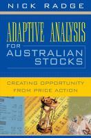 Adaptive Analysis for Australian Stocks
